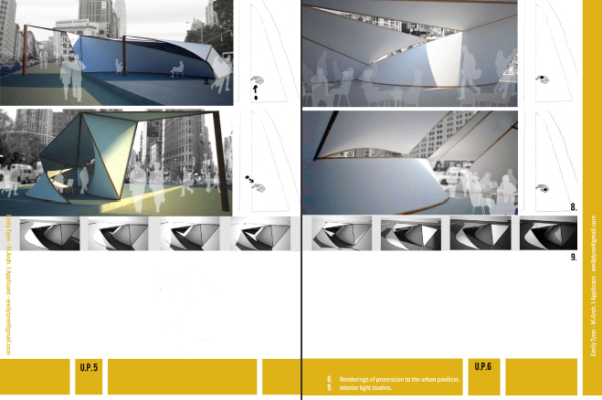 Good Architecture School Portfolio Amazing Pictures
