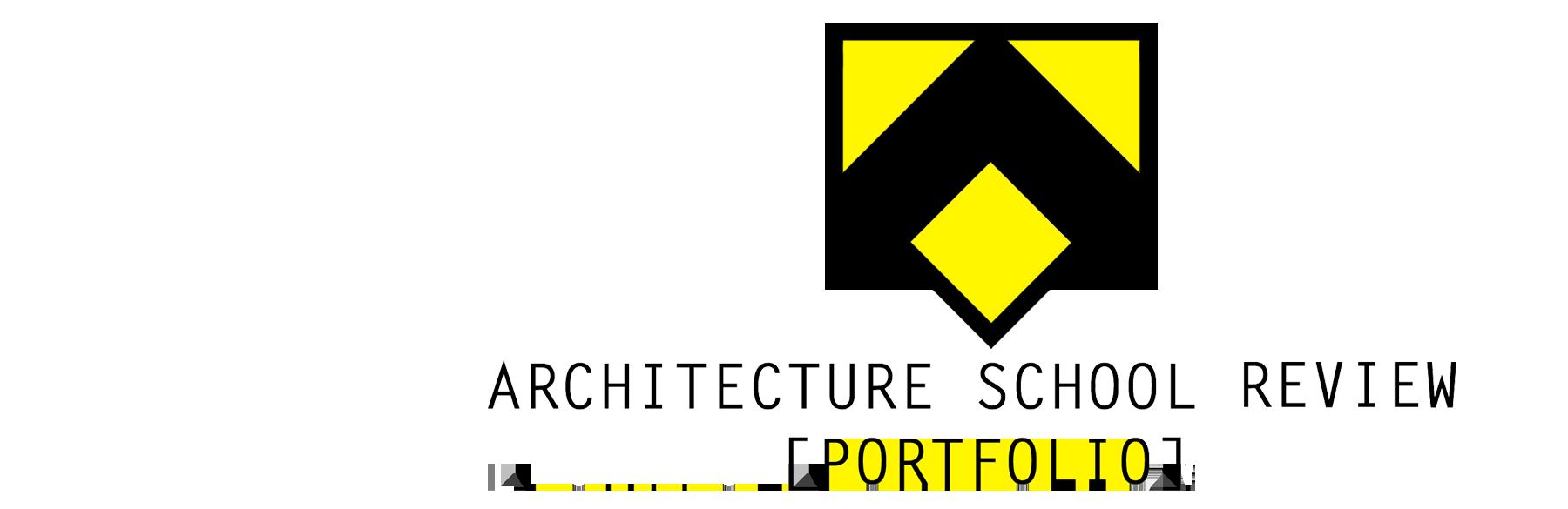 ARCHITECTURE SCHOOL PORTFOLIO REVIEW